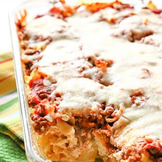 TFaux Lasagna