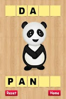 Screenshot of Animals Spelling Game for Kids