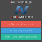 ADIM Üni. LYS Tercih Rehberi icon