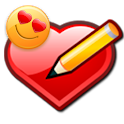 Mensaje de Amor y San Valentín logo
