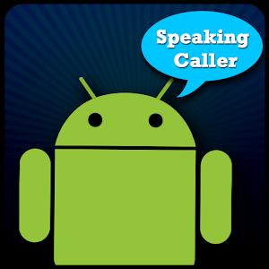 Speaking Caller logo