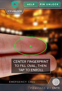 ICE Unlock Fingerprint Secure - screenshot thumbnail