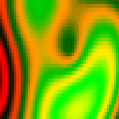 Psychedelic Plasma Wallpaper