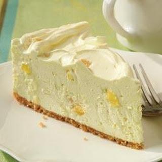 Pineapple Cheesecake.