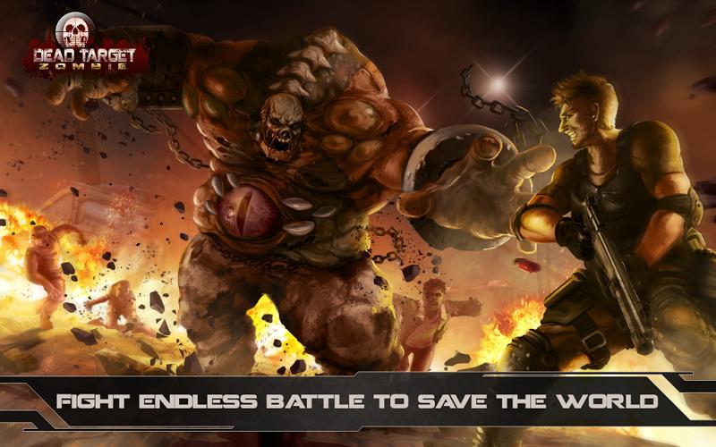 DEAD TARGET: Zombie Mod v1.5.2 APK