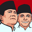 Prabowo Hatta live wallpaper icon