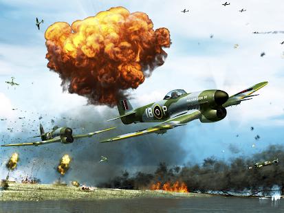 Allies Sky Raiders WW2 Iron