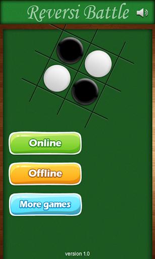 Reversi Battle Online