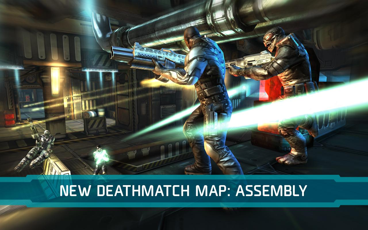 SHADOWGUN: DeadZone- screenshot
