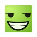 문자 이모티콘! 쉽고 빠르게 예쁜 문자를 보내세요. logo