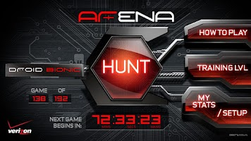 Screenshot of Droid Bionic ARena