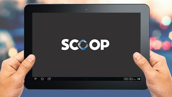 SCOOP Newsstand - screenshot thumbnail