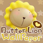 Butter Lion Wallpaper