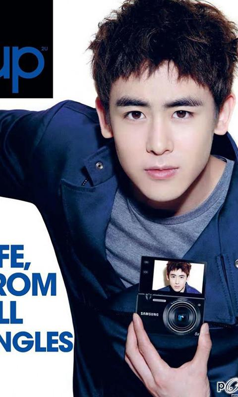 HD Nichkhun Wallpaper - screenshot