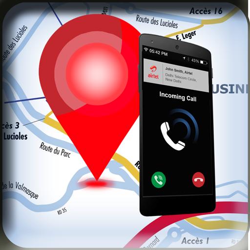 呼叫定位跟踪器 通訊 App LOGO-APP試玩