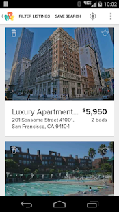 HotPads Apartments & Rentals - screenshot thumbnail