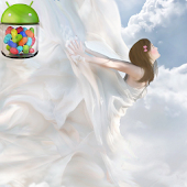 JellyBean Angel HD Theme ★★★★★
