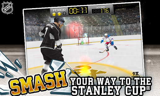 NHL Hockey Target Smash Apk Full v1.4.1 Mod