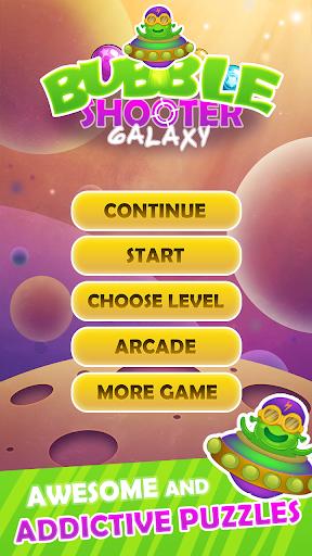 Bubble Galaxy
