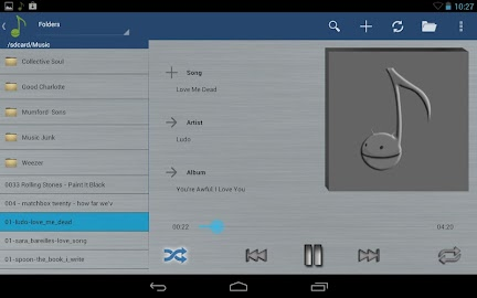 Hive Player Screenshot 6