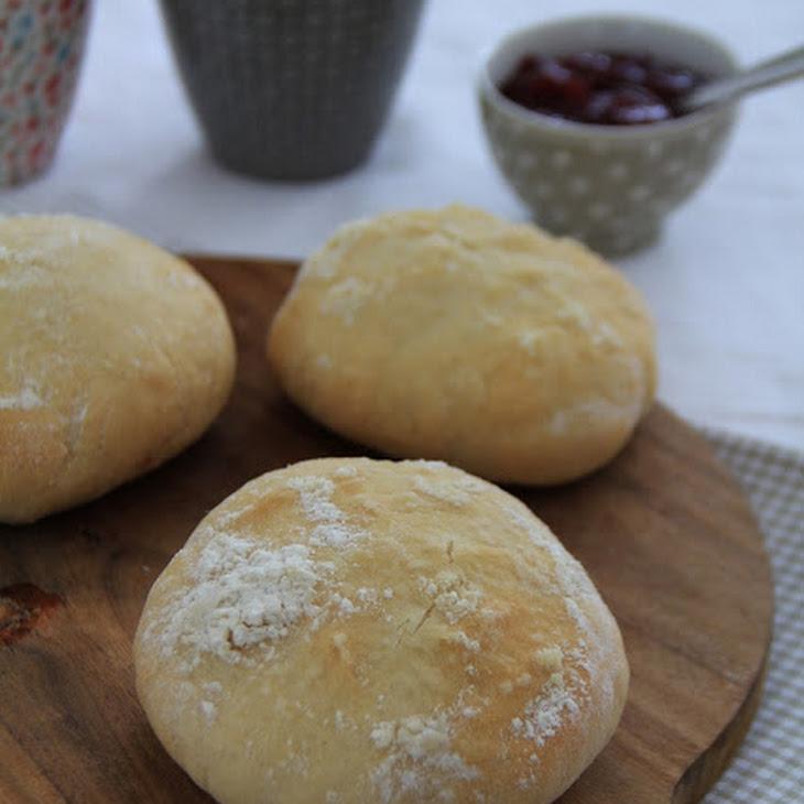 Northern Fluffy Flat Bread Recipe
