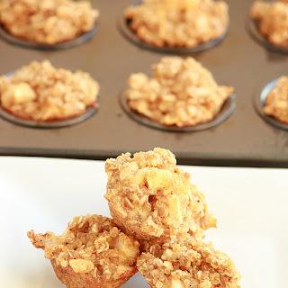 Apple Cinnamon Quinoa Bites for Breakfast!.