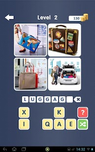Guess the word ~ 4 Pics 1 Word- screenshot thumbnail
