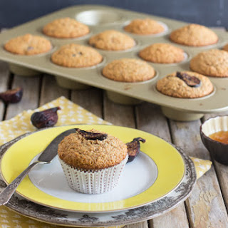 Honey and Fig Bran Muffins.