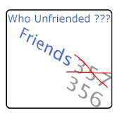 Who Unfriended me on Facebook?