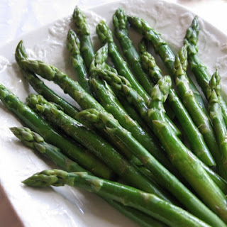 Stone Wave Lemon Steamed Asparagus