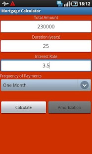 Loan Payment Calculator - screenshot thumbnail