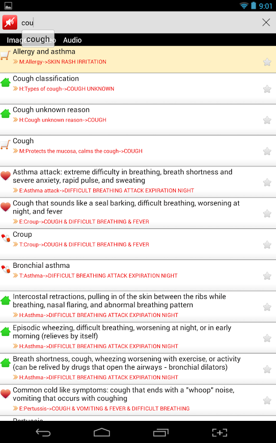 First Aid Home WiFi - screenshot