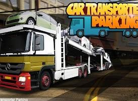 Screenshot of Car Transporter Parking Game