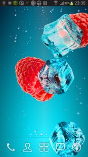 Raspberry juice LWP screenshot