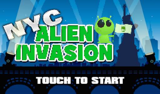 玩免費街機APP 下載NYC Alien Invasion app不用錢 硬是要APP