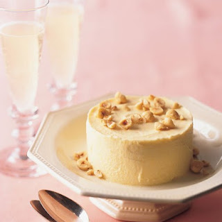 White-Chocolate Semifreddo.