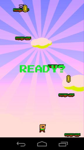 【免費街機App】Jumper Game: Prince Jump-APP點子