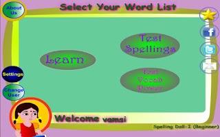 Screenshot of Spelling Doll-1