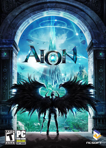 aion box art Aion: Tower of Eternity   PC