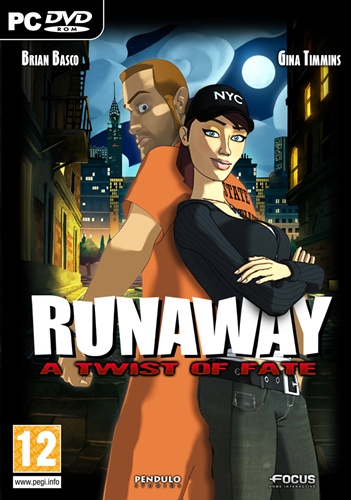 Runaway : A Twist of Fate FRENCH PC DVD