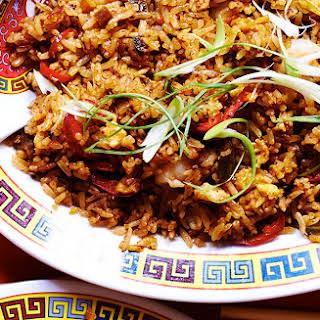 Dirty Fried Rice.