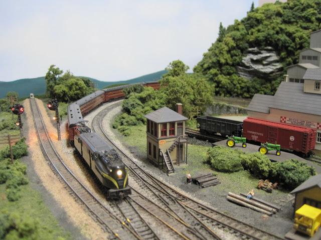 Download model railroad backdrops free software whitesmith - Model railroad backdrops ...