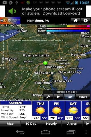 abc27 Weather - screenshot