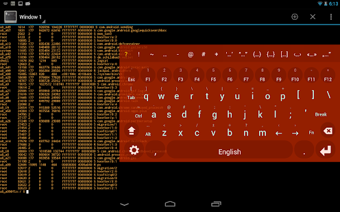 Multiling Keyboard (new beta) - screenshot thumbnail