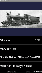 Name That Train - screenshot thumbnail