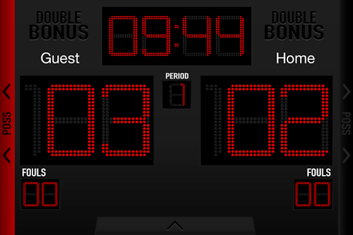 Scoreboard Basketball - Android Apps on Google Play