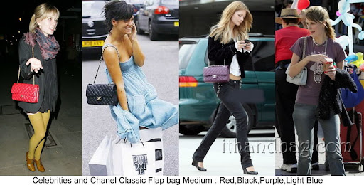 1b8f8717a081 it bag: Chanel Classic flap bag and Chanel Reissue 2.55 bag