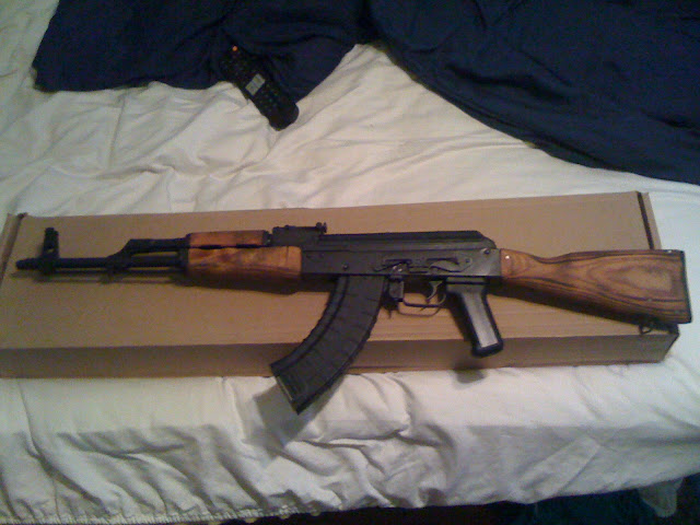 WTT AK-47 WASR GP 10/63 and/or DRACO pistol SOLD