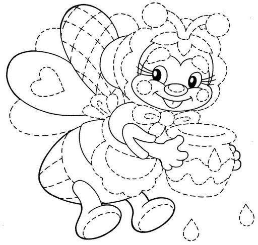 Dibujos Para Ninos Para Completar Y Colorear