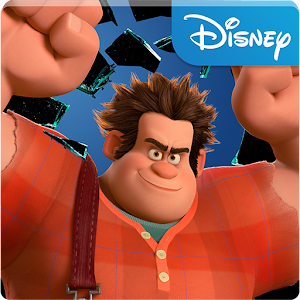 Wreck-It Ralph Storybook icon